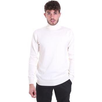 Textil Muži Svetry Sseinse MI1620SS Bílý