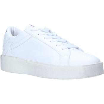 Boty Ženy Nízké tenisky Shop Art SA030060 Bílý