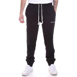 Textil Muži Teplákové kalhoty Champion 214787 Černá