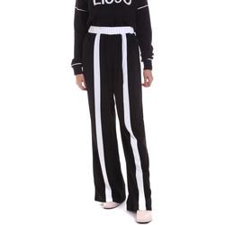 Textil Ženy Kalhoty Liu Jo TF0134 T8423 Černá