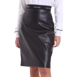Textil Ženy Sukně Calvin Klein Jeans K20K202486 Černá