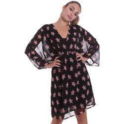 Textil Ženy Krátké šaty Liu Jo WF0193 T0110 Černá