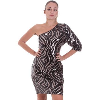 Textil Ženy Krátké šaty Liu Jo WF0228 J4033 Černá