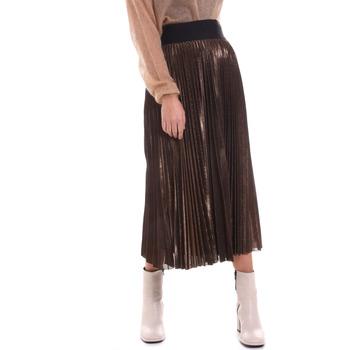 Textil Ženy Sukně Liu Jo WF0475 J4032 Hnědý