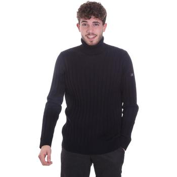 Textil Muži Svetry Navigare NV10311 33 Modrý