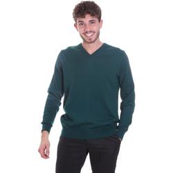 Textil Muži Svetry Navigare NV11006 20 Zelený
