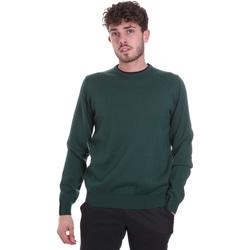 Textil Muži Svetry Navigare NV10217 30 Zelený