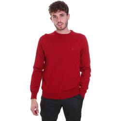 Textil Muži Svetry Navigare NV11006 30 Červené