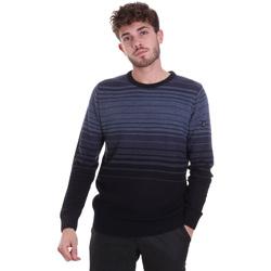 Textil Muži Svetry Navigare NV10299 30 Modrý