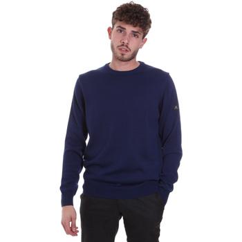 Textil Muži Svetry Navigare NV12002 30 Modrý
