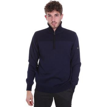 Textil Muži Svetry Navigare NV10291 51 Modrý