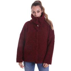 Textil Ženy Kabáty Liu Jo MF0125 MA27J Červené