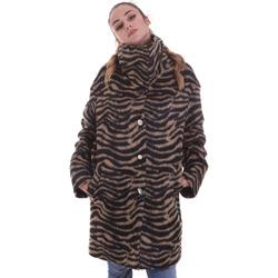 Textil Ženy Kabáty Liu Jo WF0231 T4572 Černá