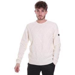 Textil Muži Svetry Navigare NV10303 30 Bílý