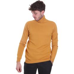 Textil Muži Svetry Sseinse MI1671SS Žlutá