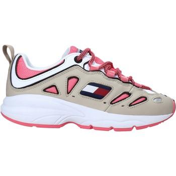 Boty Ženy Nízké tenisky Tommy Hilfiger EN0EN00935 Bílý