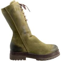 Boty Ženy Kotníkové boty Bueno Shoes 20WM3006 Zelený