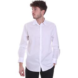 Textil Muži Košile s dlouhymi rukávy Sseinse CI543SS Bílý