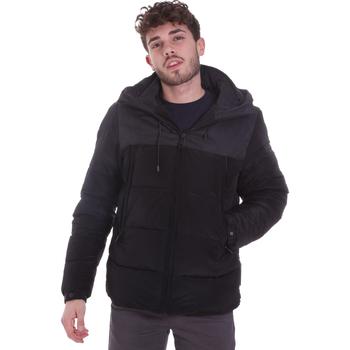 Textil Muži Prošívané bundy Sseinse GBI646SS Černá