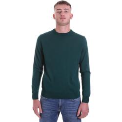 Textil Muži Svetry Navigare NV11006 30 Zelený