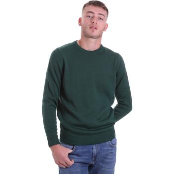 Textil Muži Svetry Navigare NV12002 30 Zelený