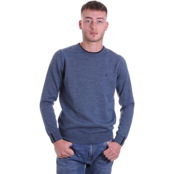 Textil Muži Svetry Navigare NV10217 30 Modrý
