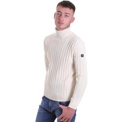 Textil Muži Svetry Navigare NV10311 33 Bílý
