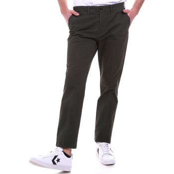 Textil Muži Mrkváče Navigare NV55187 Zelený