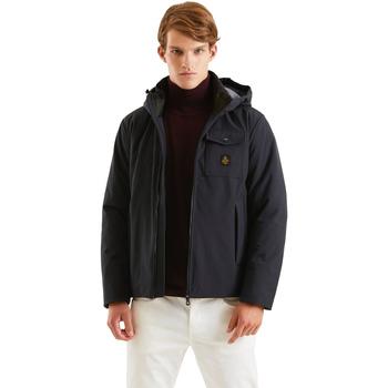 Textil Muži Parky Refrigiwear RM0G11600XT2429 Modrý