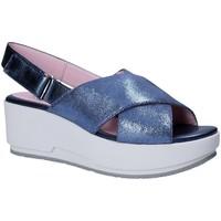 Boty Ženy Sandály Stonefly 110333 Modrý