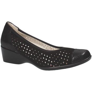 Boty Ženy Baleríny  Melluso R30520 Černá