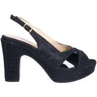 Boty Ženy Lodičky Grace Shoes LN 093 Černá