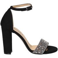 Boty Ženy Sandály Grace Shoes 1388 Černá