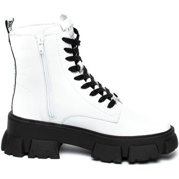 Boty Ženy Kotníkové boty Steve Madden SMSTANKER-WHTLEA Bílý