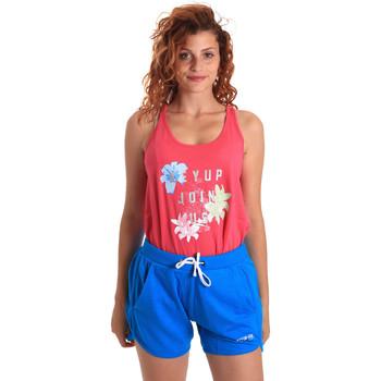 Textil Ženy Teplákové soupravy Key Up 5K78A 0001 Růžový