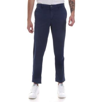 Textil Muži Mrkváče Navigare NV55183 Modrý