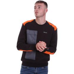 Textil Muži Mikiny Champion 214805 Černá
