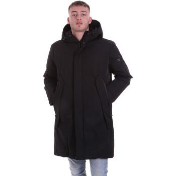 Textil Muži Kabáty Antony Morato MMCO00691 FA600199 Černá