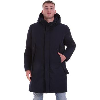 Textil Muži Kabáty Antony Morato MMCO00691 FA600199 Modrý