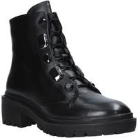 Boty Ženy Kotníkové boty Apepazza F0COMBAT07/DIA Černá