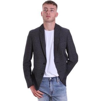 Textil Muži Saka / Blejzry Antony Morato MMJS00005 FA650211 Modrý