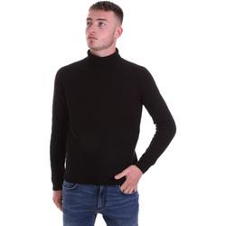 Textil Muži Svetry Antony Morato MMSW01141 YA200066 Černá