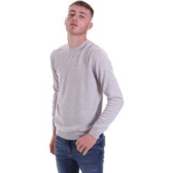 Textil Muži Svetry Antony Morato MMSW01125 YA400131 Šedá