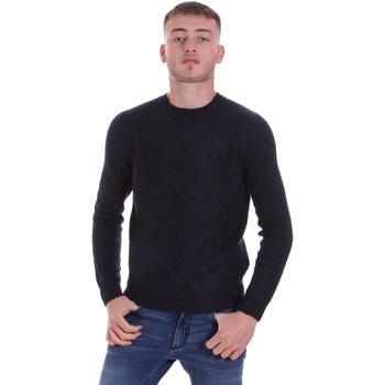 Textil Muži Svetry Antony Morato MMSW01107 YA500063 Modrý