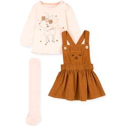 Textil Dívčí Set Losan 028-8005AL Růžový