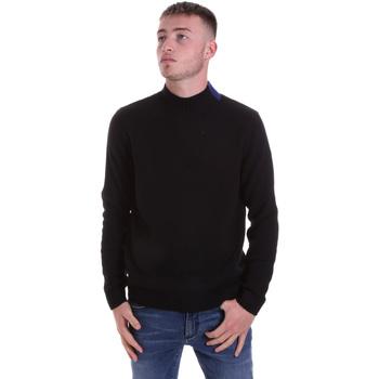 Textil Muži Svetry Antony Morato MMSW01138 YA400133 Černá