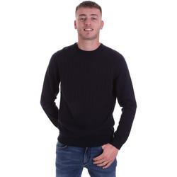Textil Muži Svetry Antony Morato MMSW01149 YA200066 Modrý