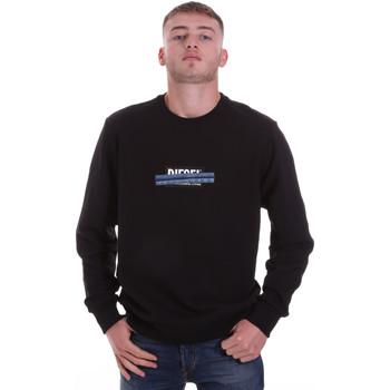 Textil Muži Mikiny Diesel A01047 0KASL Černá