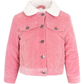 Textil Děti Riflové bundy Losan 026-2006AL Růžový
