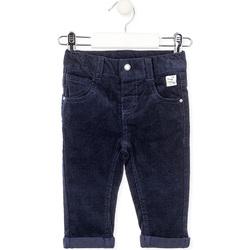 Textil Děti Kapsáčové kalhoty Losan 027-9001AL Modrý